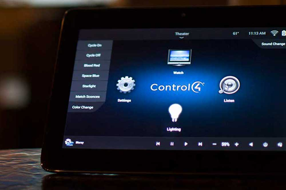 senior control